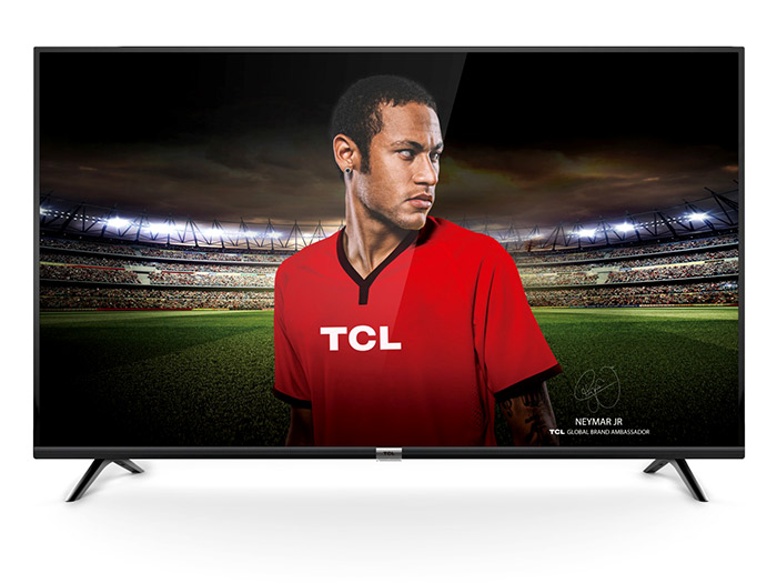 TCL, televizor, 55DP600, 4K, UHD, LED TV, Smart TV, 140 cm